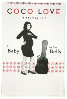 Coco Love Alcorn Baby in My Belly poster