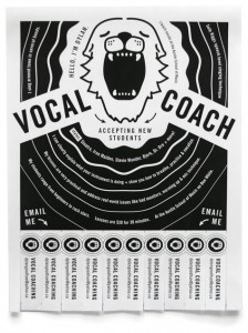 Dylan Goodhue Vocal Coaching poster