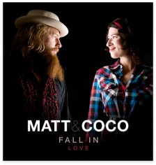 Matt and Coco Fall in Love email campaign
