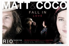 Matt and Coco Fall in Love poster