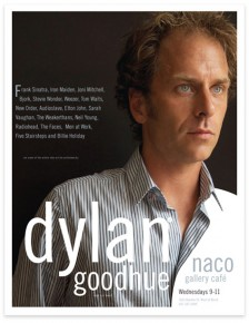 Dylan Goodhue Naco Gallery poster