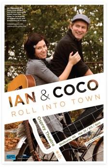 Ian and Coco Fall in Love poster