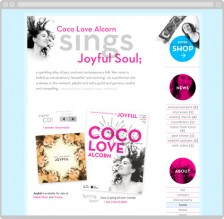Coco Love Alcorn website