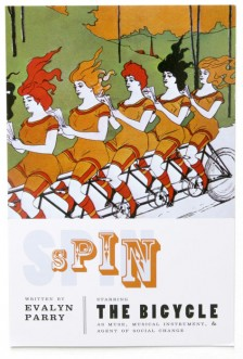 Evalyn Parry Spin postcard